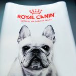 Painel Backdrop Royal Cannin